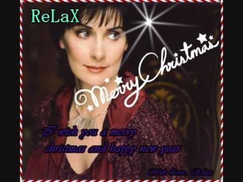 Celtic Woman We Wish You A Merry Christmas.Enya We Wish You A Merry Christmas Youtube I Loved