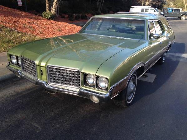 Cl Find 1972 Oldsmobile Vista Cruiser The California Car Vista Cruiser Oldsmobile American Classic Cars