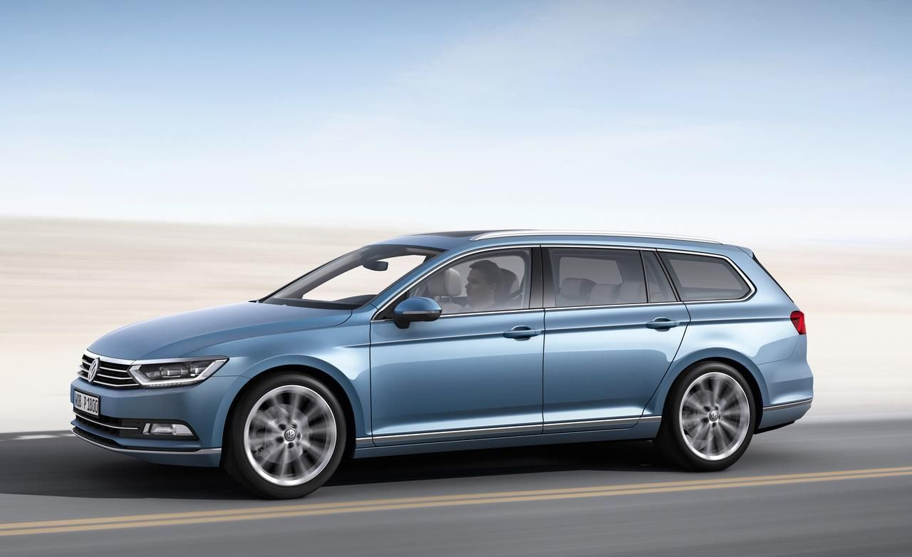 2016 Volkswagen Passat Wagon Concept Wallpaper | Cars | Pinterest ...