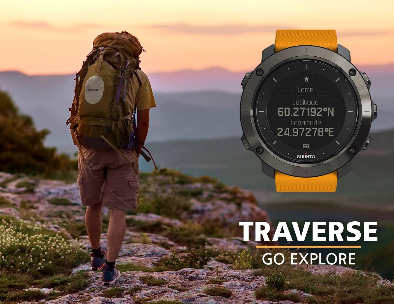 Tecnología para explorar con confianza y tranquilidad. #Traverse #GoExplore