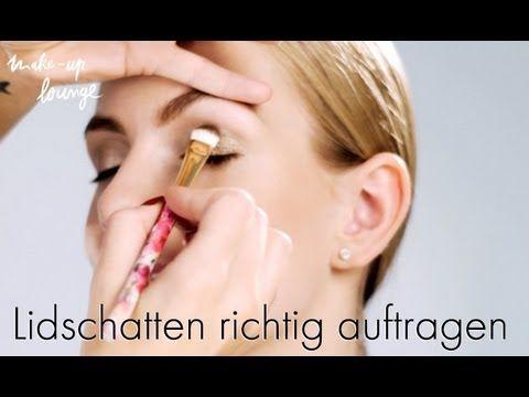 Photo of Tolles Augen Make-up: 4 Schritte: Lidschatten richtig auftragen