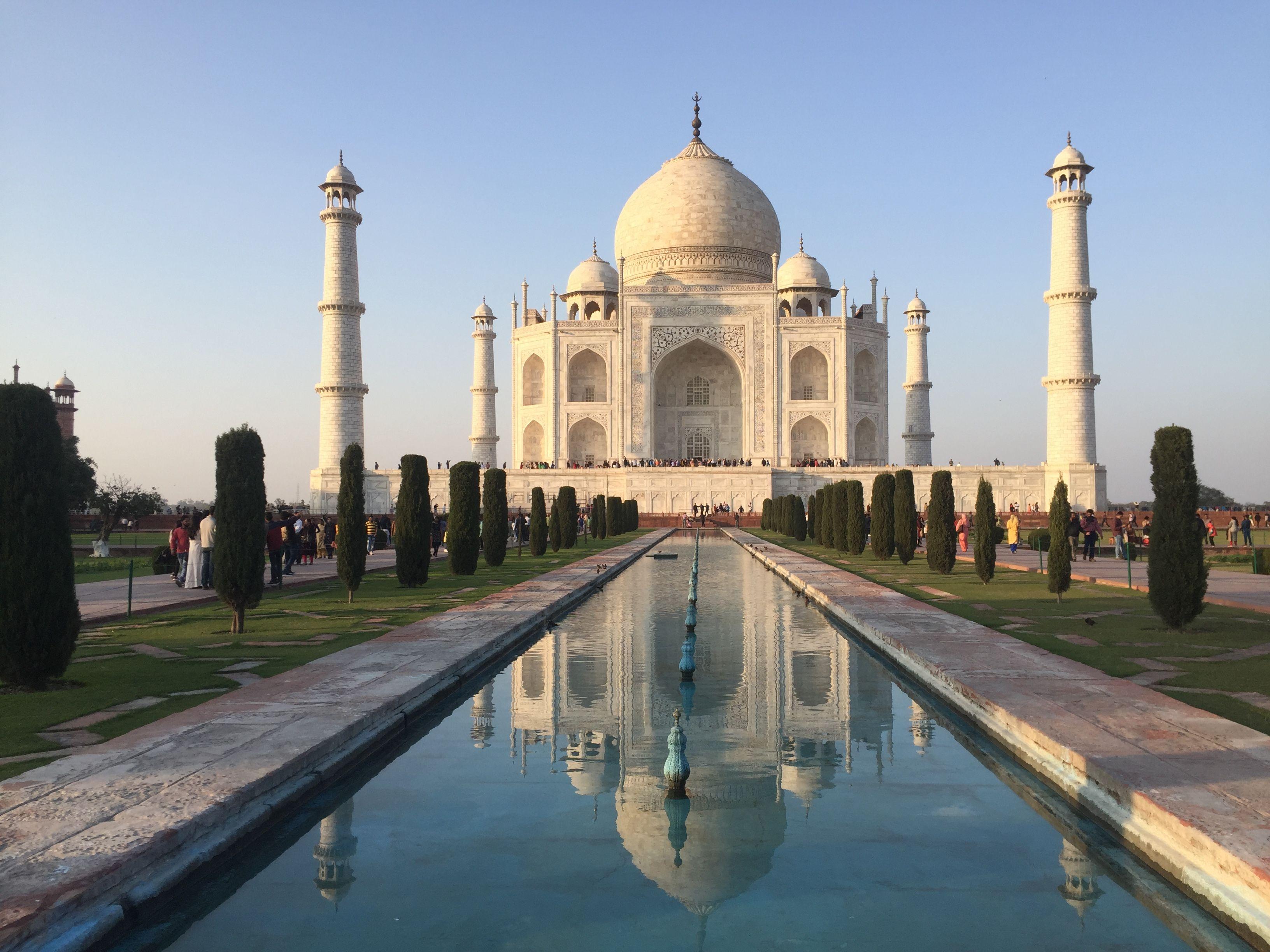 Агра. Тадж Махал 2019 Agra. Taj Mahal. | Тадж-махал ...