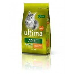 Ultima Cat Adult Pollo Y Arroz 1 5 Kg Pienso Para Gatos Gatos