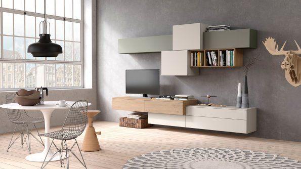 Mobili Soggiorno Modello GSG15 – Chateau D\'Ax   Living   Pinterest   TVs