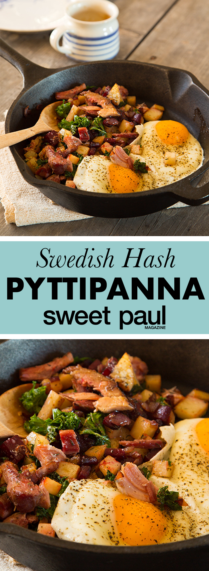 Pyttipanna Swedish Hash Swedish recipes, Breakfast