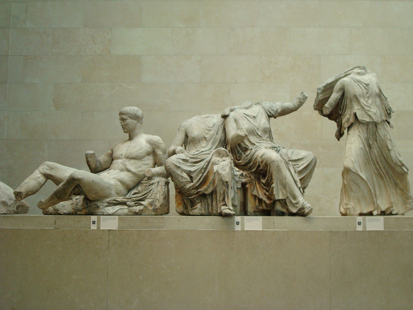The Parthenon Marbles So Called Elgin Marbles At The British Museum London British Museum Greek Art Elgin Marbles