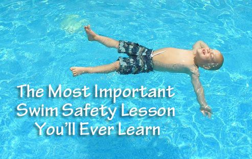 How To Save Your Child From Drowning Daily Parent Swim Lessons Kids And Parenting Parenting