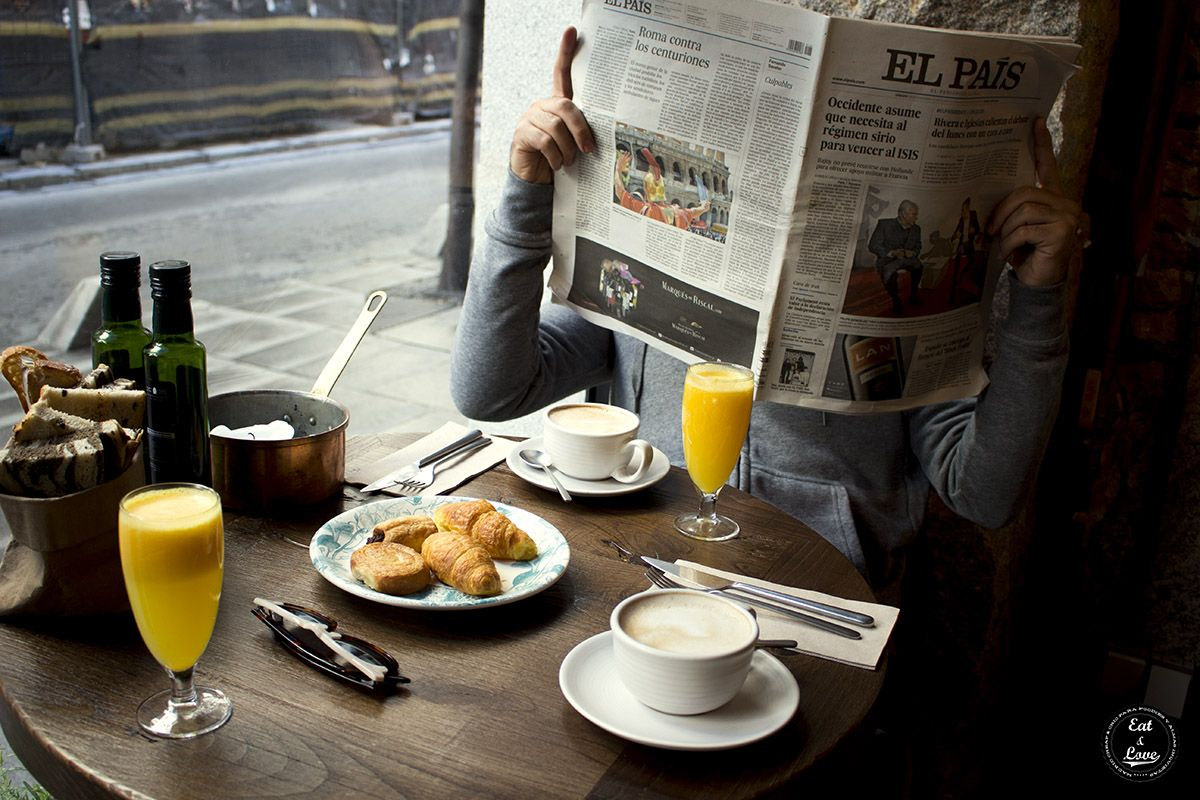 Plan para el próximo domingo: levantarse tempranito, como hizo Fabio, ir a correr la maratón y regalarse un banquete después de cruzar la meta