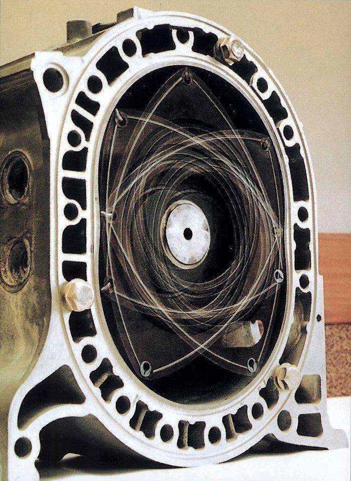 Rotating Wankel Engine Car Engine Jdm Cars