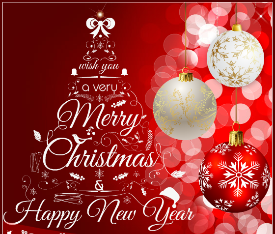 Merry christmas and new year 2016 wishes card christmas greetings merry christmas and new year 2016 wishes card m4hsunfo