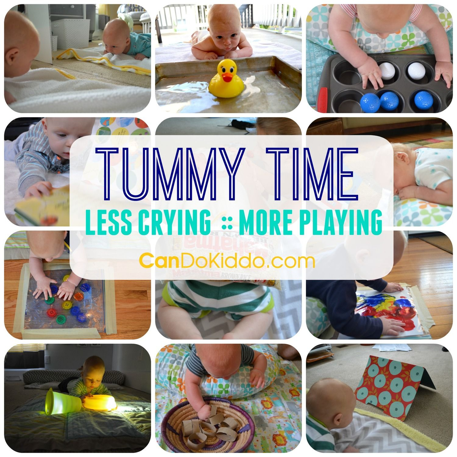 03f3143b1176 The Ultimate Guide To Happy Tummy Time