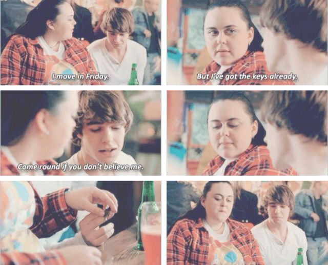 Pin On My Mad Fat Diary