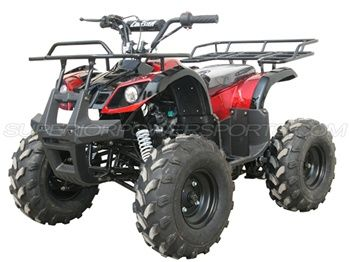 Coolster 3125xr8 125cc Atv Utility Mid Size Atv Four Wheelers