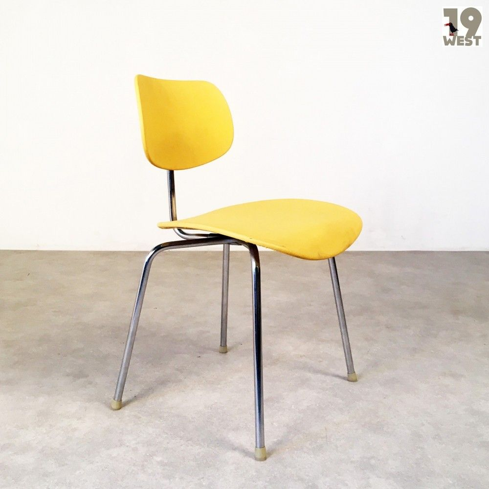 Eiermann Sessel Se 68 Dinner Chair By Egon Eiermann For Wilde Und Spieth 1950s