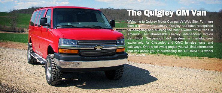 Omg I Found My New Dream Car 4x4 Vans Quigley Motor