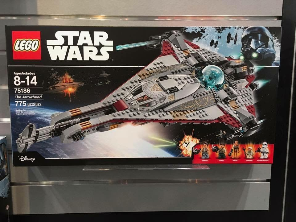 Preview of the new Lego Start Wars toys for 2017 | Geekdom ...