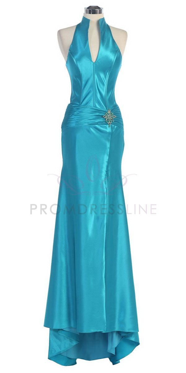 Turquoise Wedding Dresses Color Bridesmaid Formal S