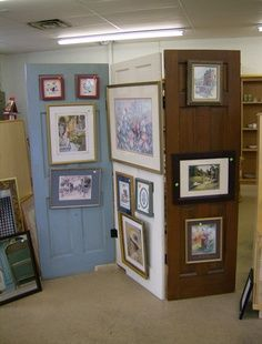 Old door upcycle recycle