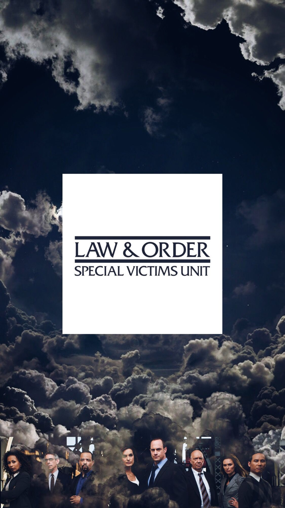 Law And Ordersvu Wallpaper In 2019 Law Order Law