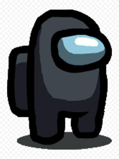 Black Among Us Character Png Citypng Swag Cartoon Cute Screen Savers Character Wallpaper