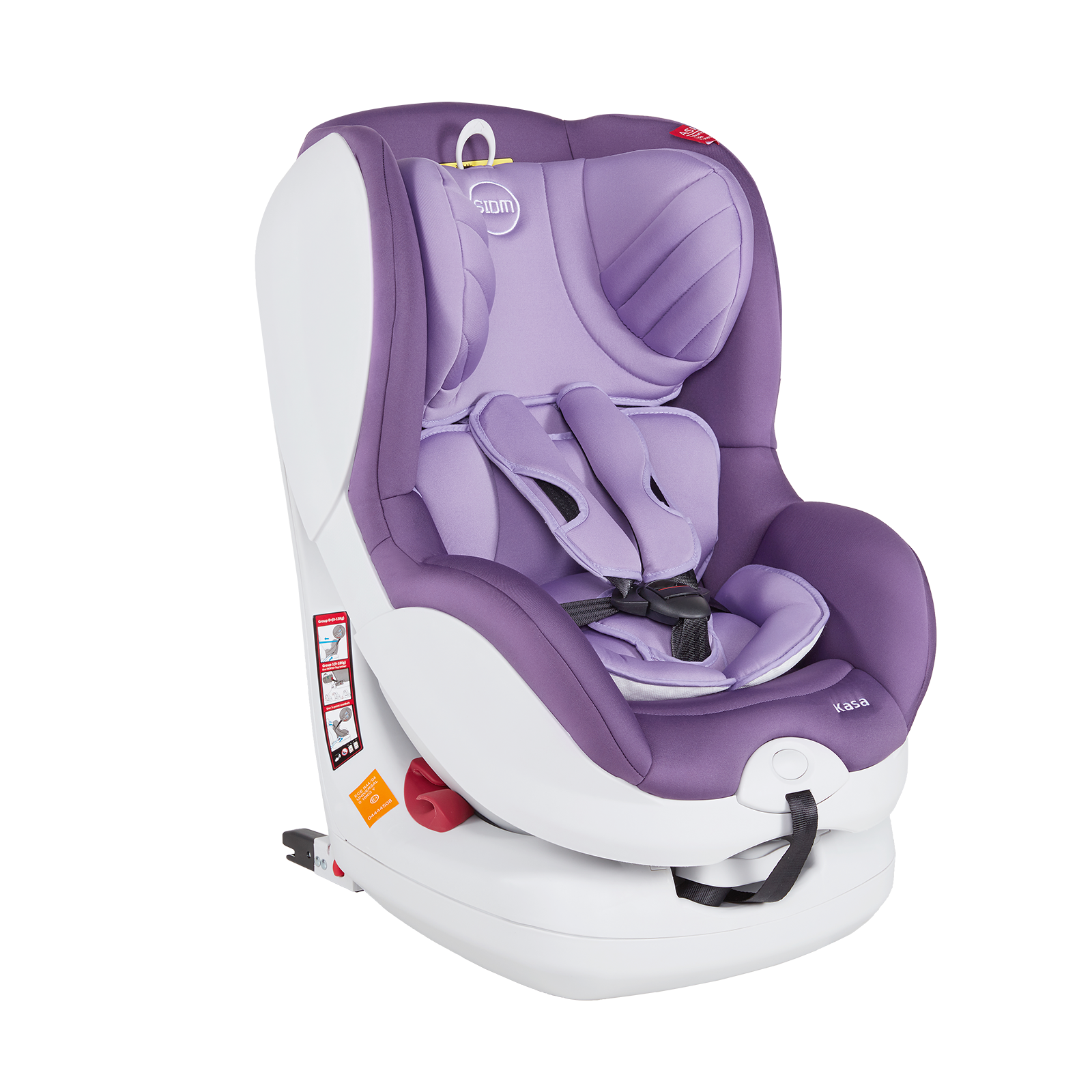 Kasa egg shape design seat suitable for baby from newborn 4years old