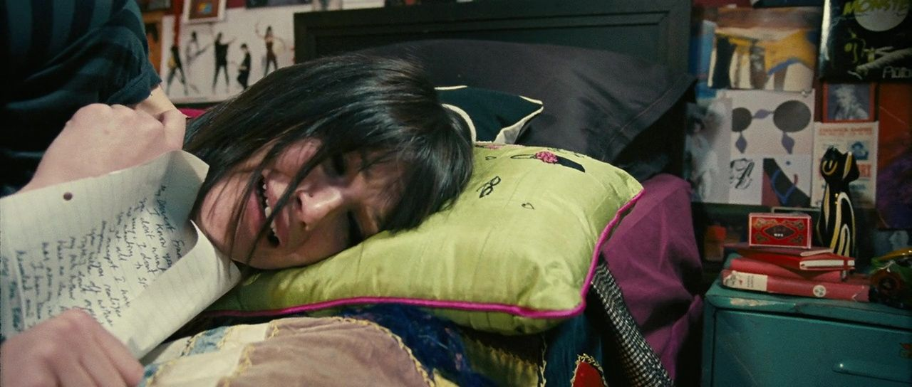 Gemma Arterton in the film Three and Out 2008  Gemma arterton