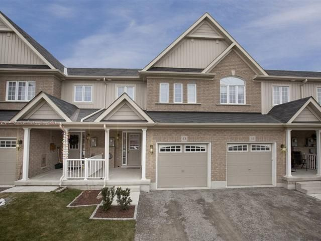 100 Freehold 2 Storey Townhome Built by Award Winning City Homes. 1445 SQFT originally designed as a 3 bedroom modified by the builder into 2 Master Bedroom Town Home.