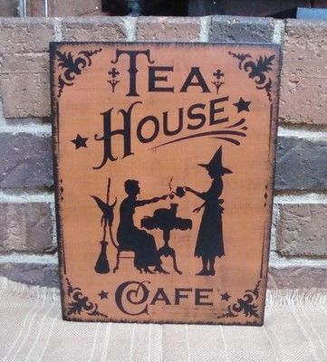 Great sign!! for my Halloween porch