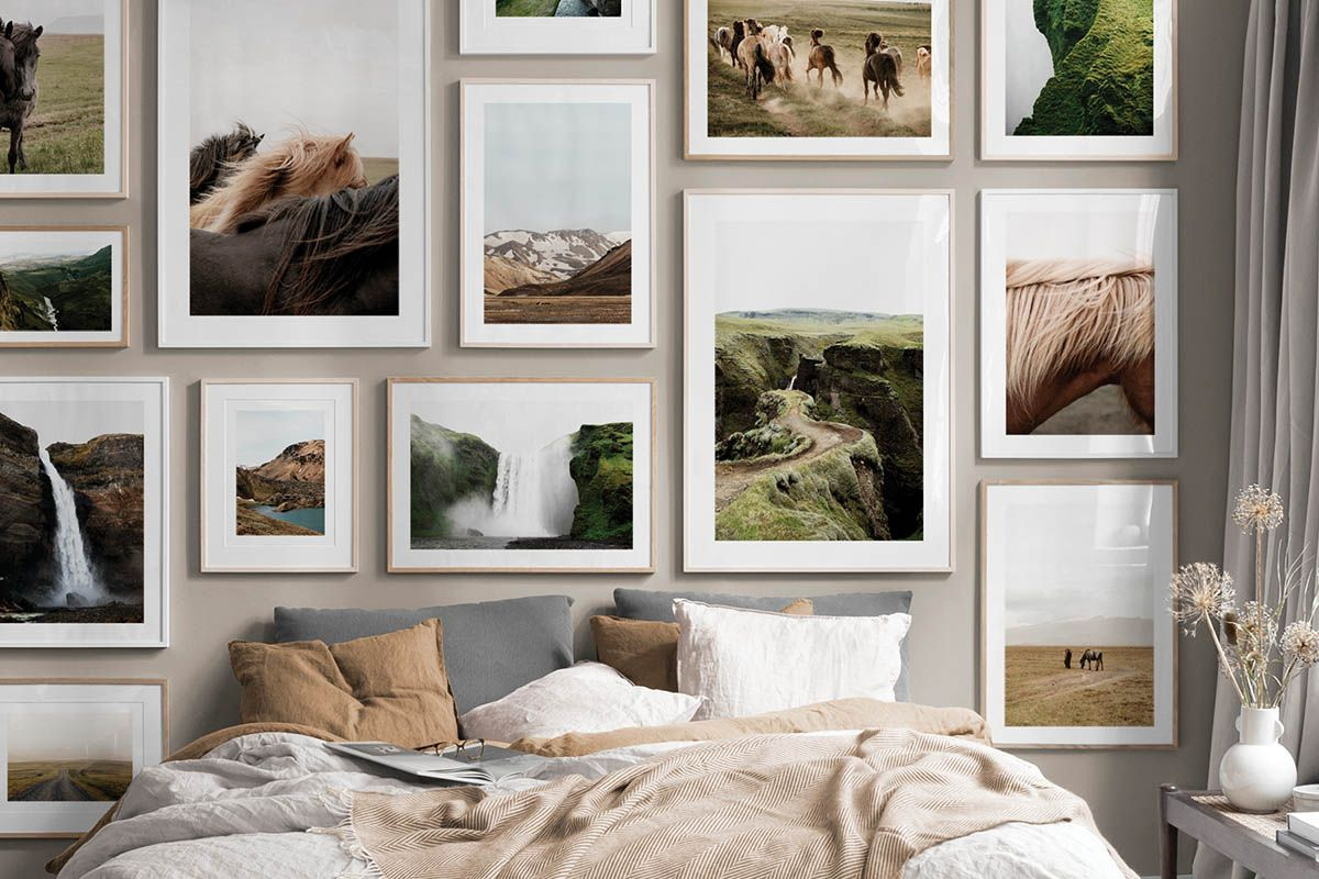 The New Photo Collection Studio Elements By Desenio Can Be Described As Nothing Short Of Spectacular Shot In Iceland The St In 2020 Gallery Wall Home Online Wall Art