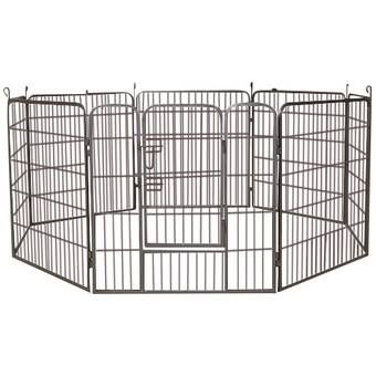 Arambula Pet Gazebo Yard Kennel Dog pen, Dog kennel, Pets