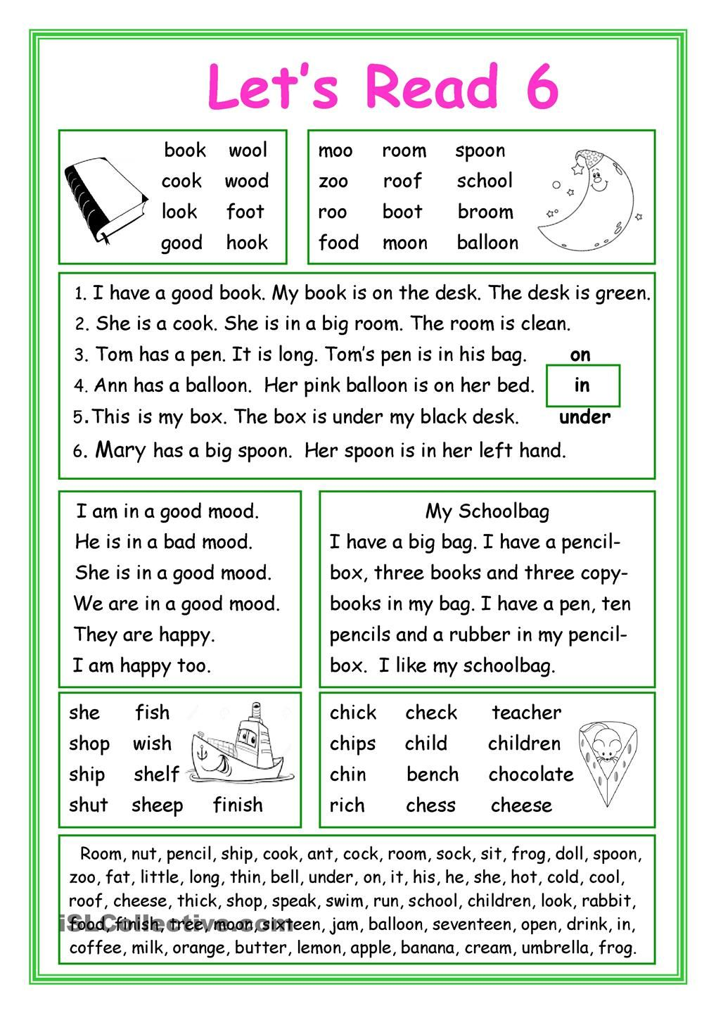 Phonics Remedial Reading Lessons