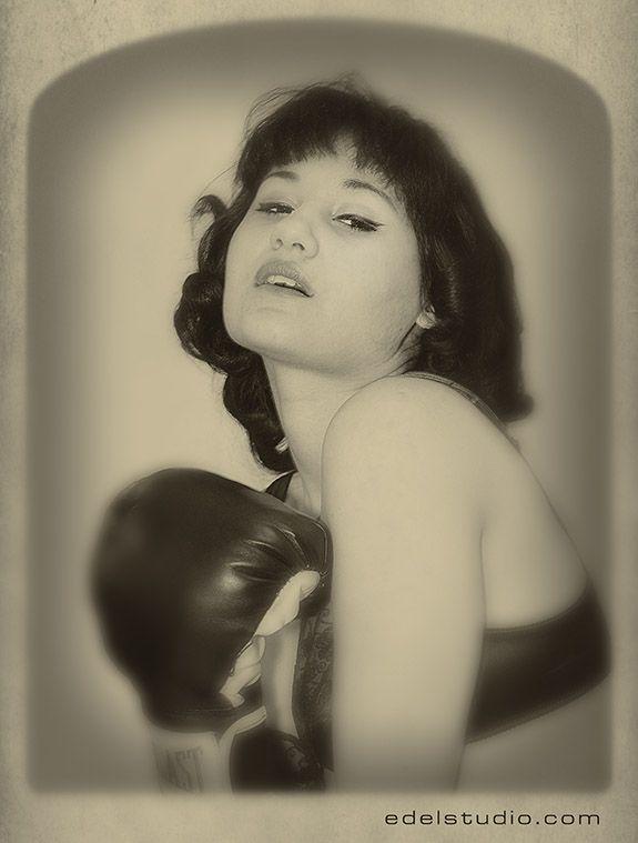Sexy Boxer Rivi