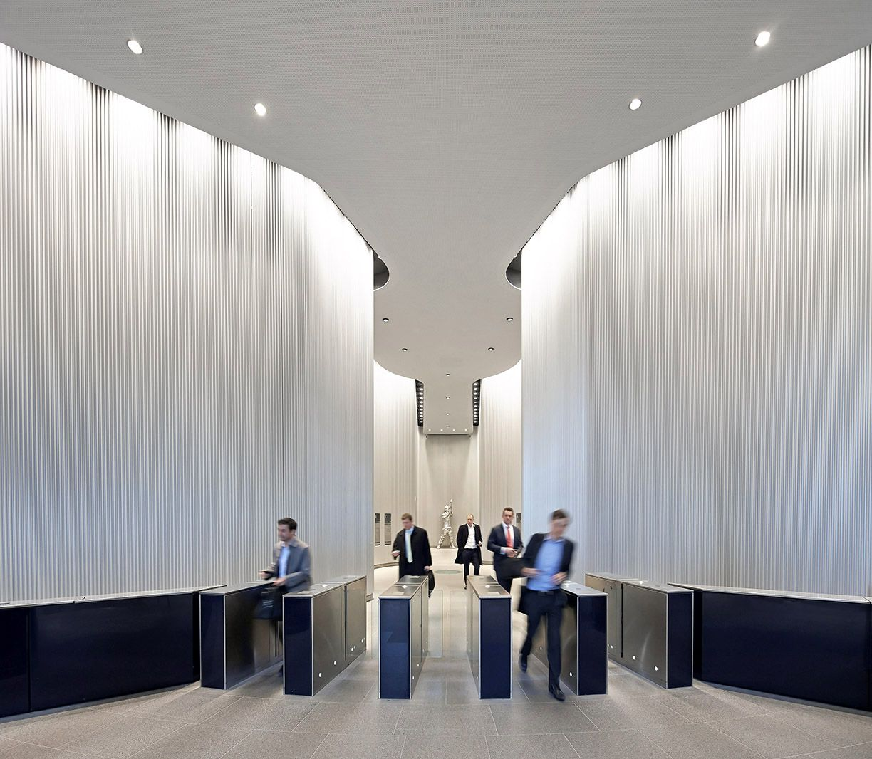 Hufton Crow Projects The Gherkin Facades Office