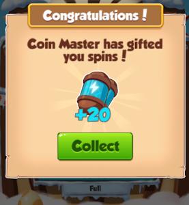 haktus 2018 coin master free spin link