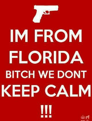 Florida Girl.Sorry for the cussing but y'all knows it is true