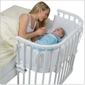 babybay weiß belüftet