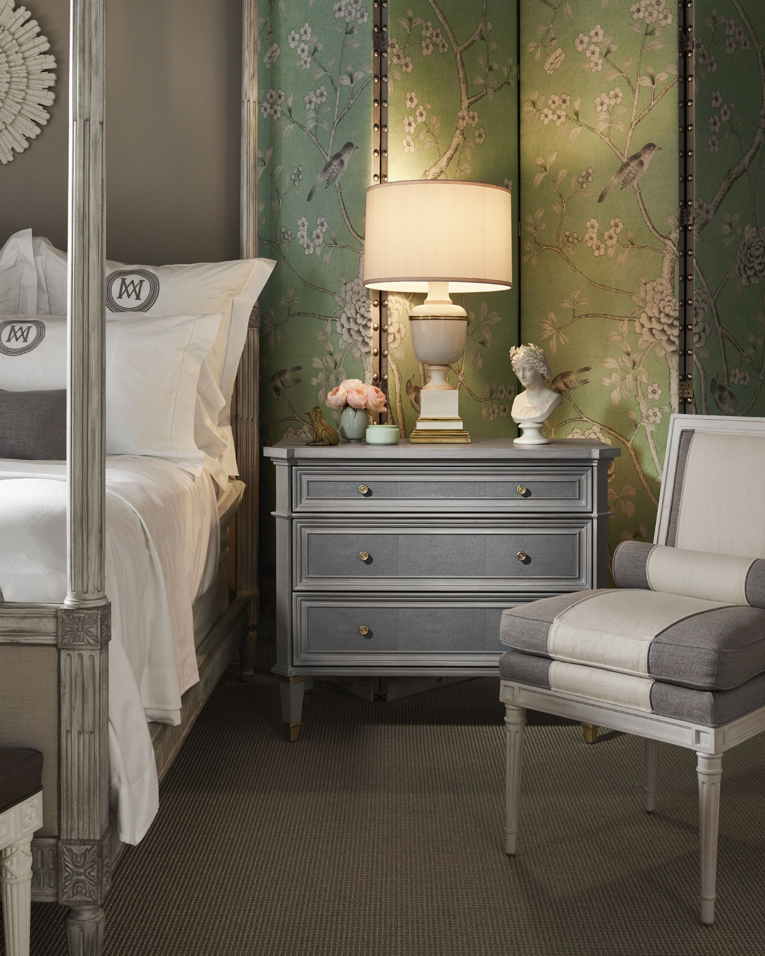 Shop For Chaddock Petite Camille Small Chest, MM1489 06, And Other Bedroom  Chests