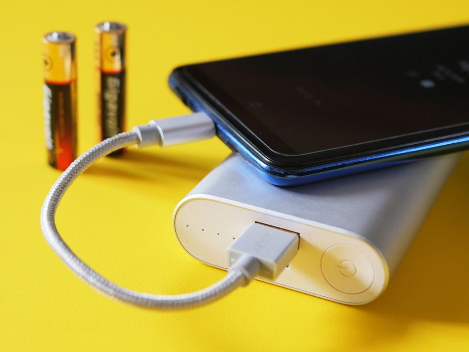 Pin On Smartphones Battery