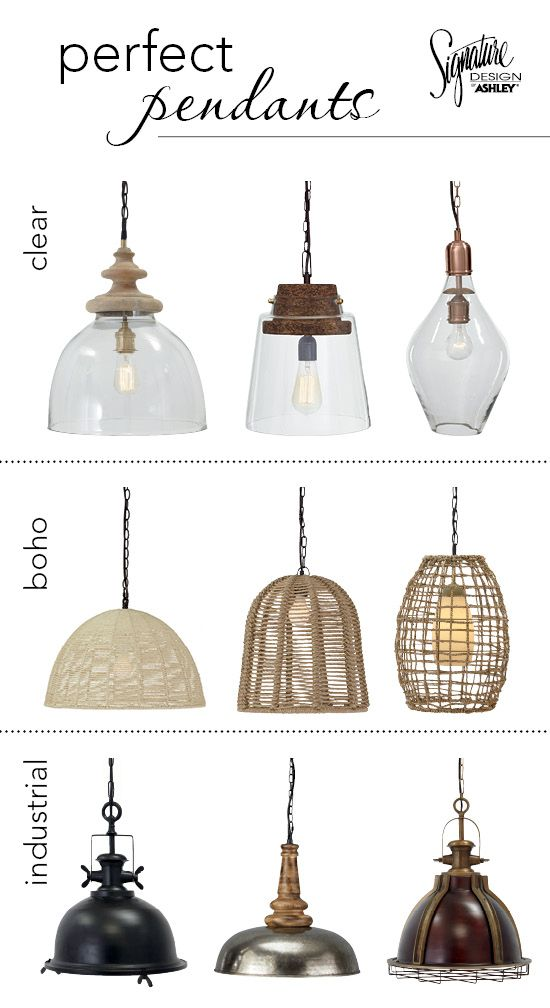Find The Perfect Pendant To Complete