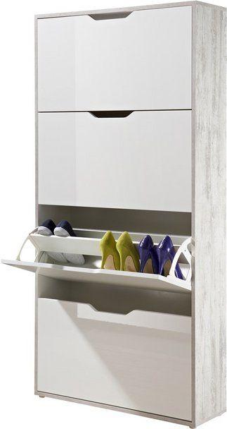 schuhschrank fano im online shop von baur versand shopping. Black Bedroom Furniture Sets. Home Design Ideas