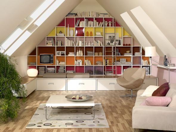 Wohnung Mit Schrä Einrichten wohnen und raumgestaltung dachs inspirierend und richtiger