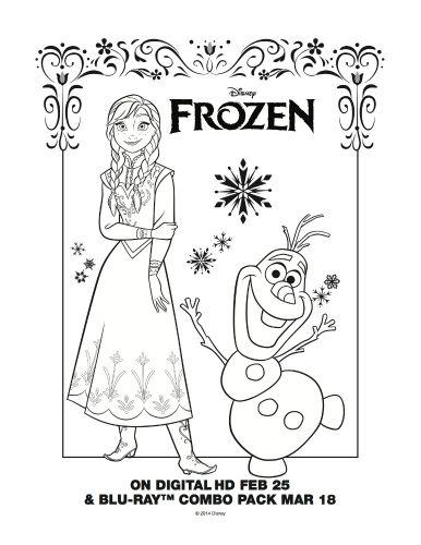 Disney Frozen Free Printable Coloring Page Sweeps4bloggers Kostenlose Ausmalbilder Malvorlage Prinzessin Ausmalbilder Anna Und Elsa