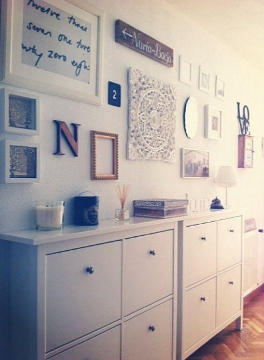 10 ideas para organizar tu calzado armarios dormitorio for Gabinete de zapatos para la entrada