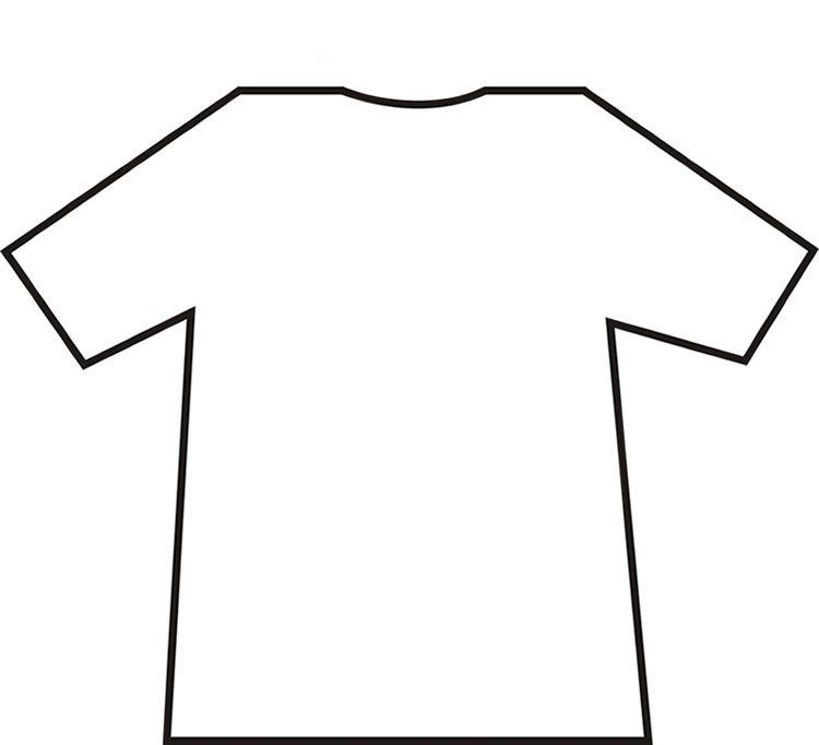 Baseball Jersey Design Template Blanktshirt Image Vector Clip