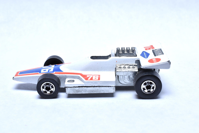 Vintage Hot Wheels Formula 5000, F1 Race Car, 1979, Hong Kong, Die ...