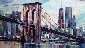 cuadros_SPLASH-cuadros_de_ciudades-cuadros_urbanos-cuadro_puente_de_Brooklyn-cuadros_modernos-cuadros_Baratos-comprar_cuadros-cuadros_New_York-cuadros_sin_marco-SP670.jpeg (892×511)