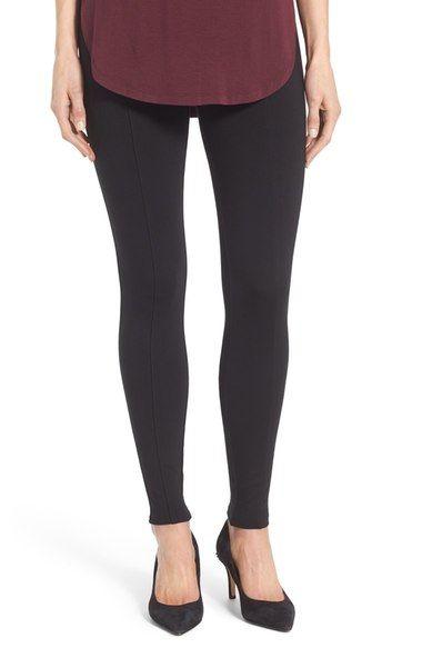 Halogen® Seamed Leggings (Regular & Petite) available at #Nordstrom