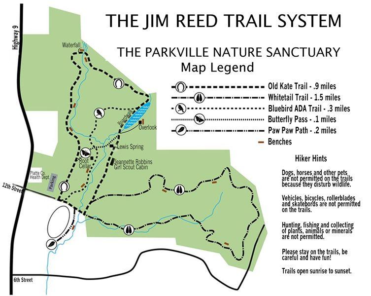 Http Parkvillemo Gov Community Nature Sanctuary Sanctuary Nature Health Department