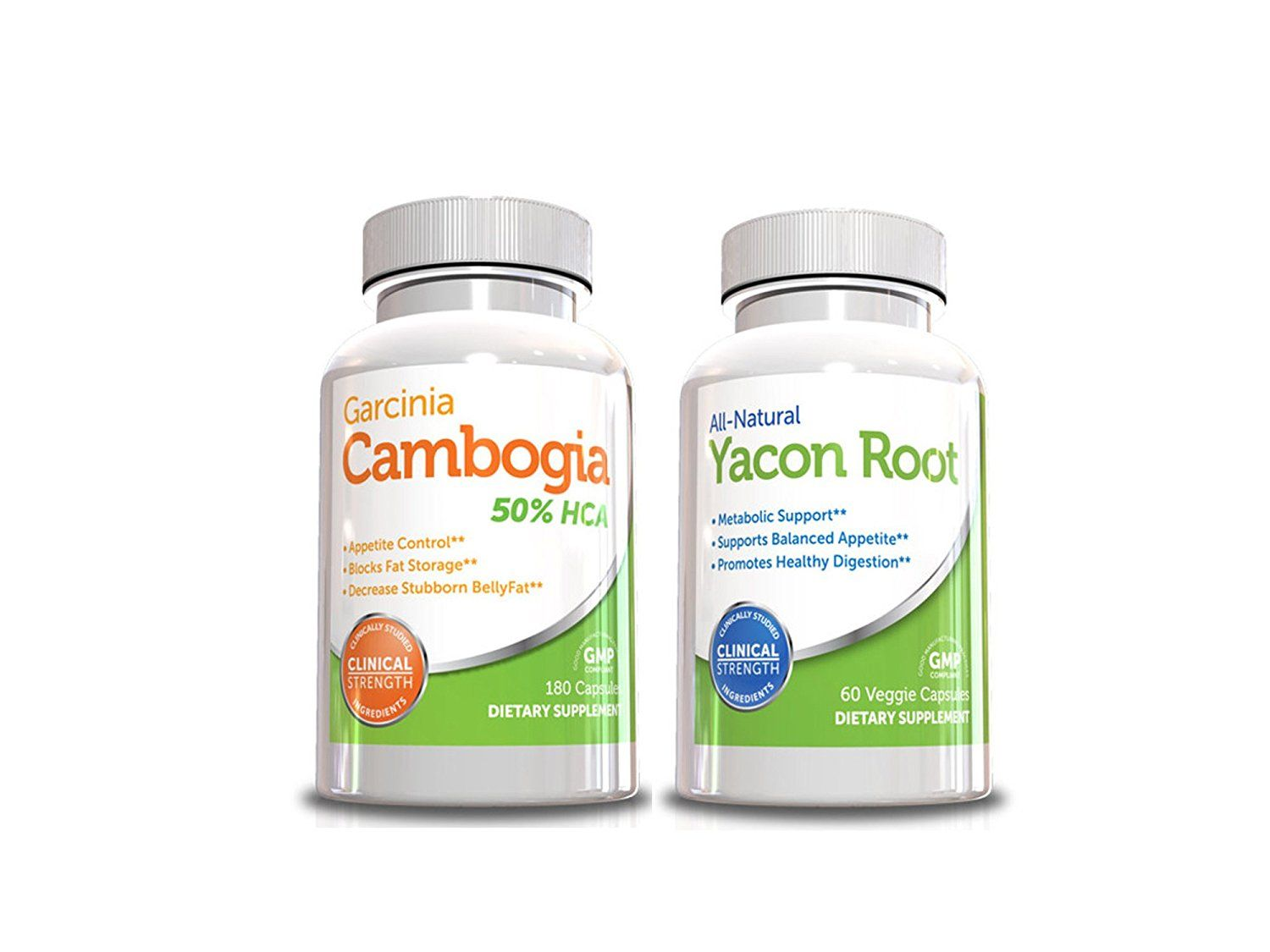 Cleanse Weight Loss Kit Garcinia Cambogia 180 Capsules And