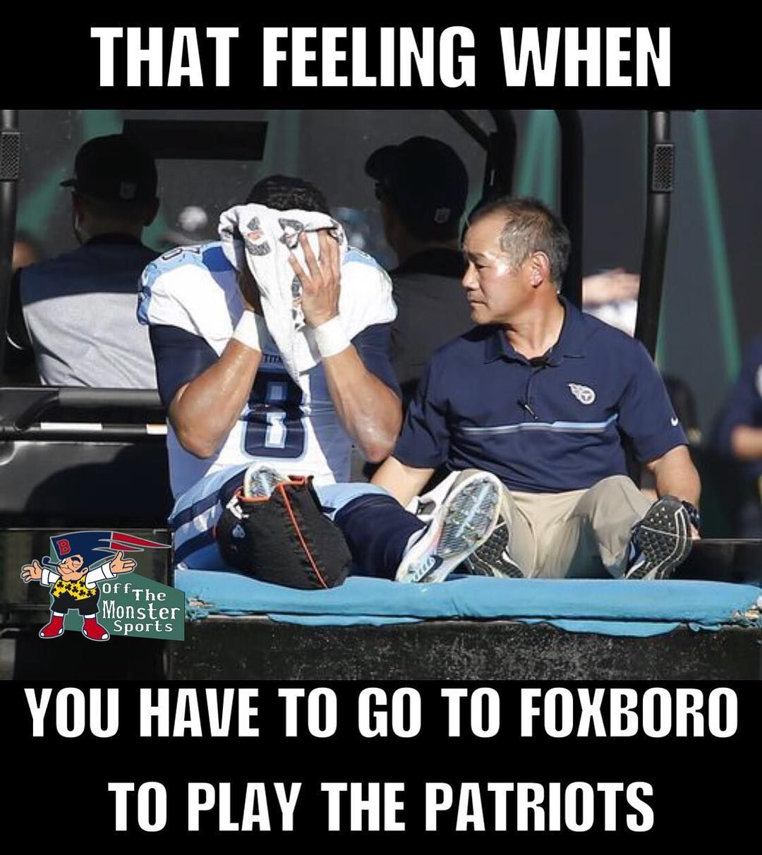Patriots Have A Date Next Saturday With The Titans Patriots Nfl Titans England Sports New England Patriots Football Memes
